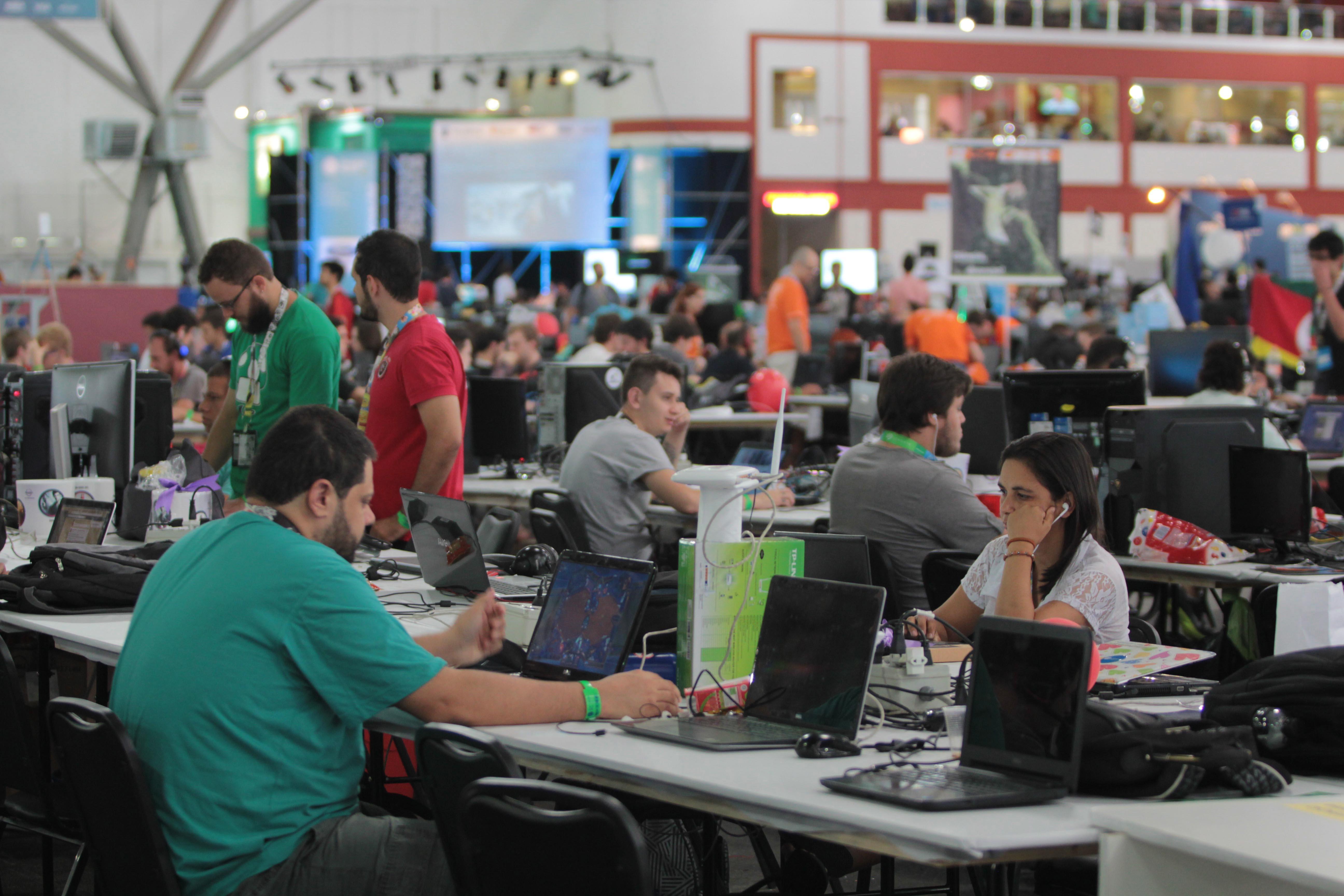 Campus Party 2016