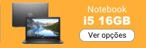 Notebook i5 16gb para programadores