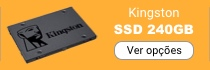 SSD Kingston 240GB para programadores